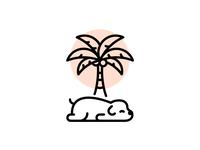 Island pup