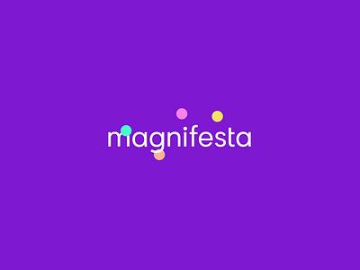 Magnifesta color application color animation color animation arabic logo arabic brand party supplies party logo dubai arabic egypt