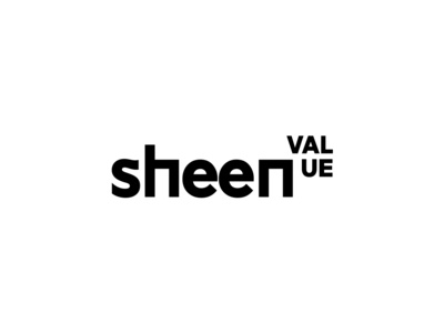 Sheenvalue solution innovation algebric power number algebra brand saudi arab egypt arabic logo