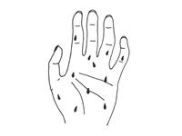 Hands Get Sweaty