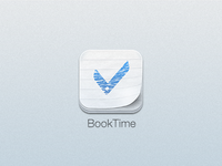 BookTime iPhone icon