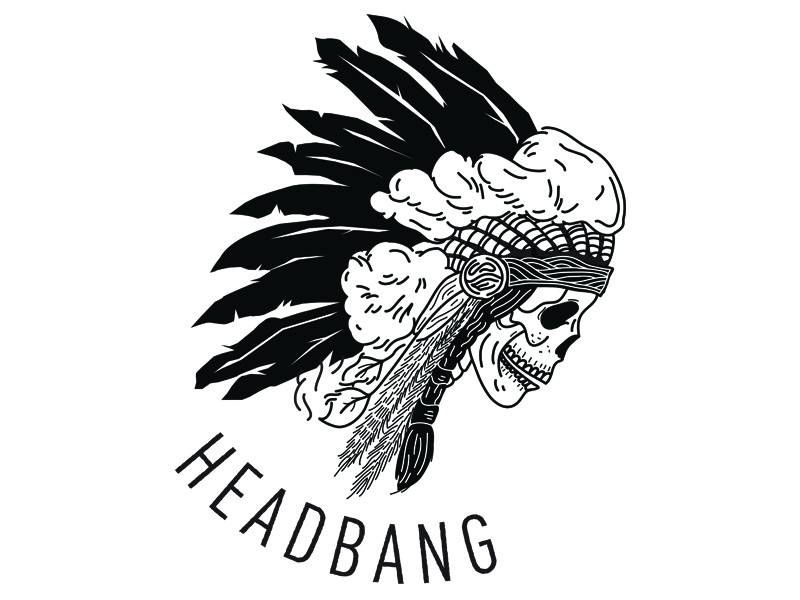 HDBNG illustration motorcycle puff