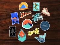 Into the Unknown Sticker Pack