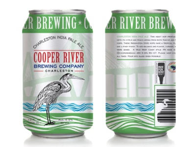 Cooper River Brewing Company Charleston IPA
