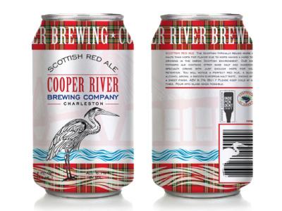 Cooper River Brewing Company Scottish Red Ale