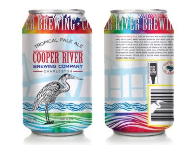 Cooper River Brewing Company Tropical Pale Ale