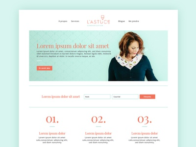 Website | L'astuce communication
