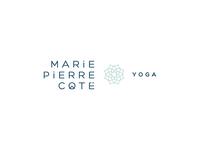 Logo - Marie-Pierre Côté Yoga