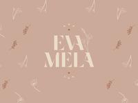 Evamela - Secondary logo