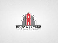 Book A Brocker Logo