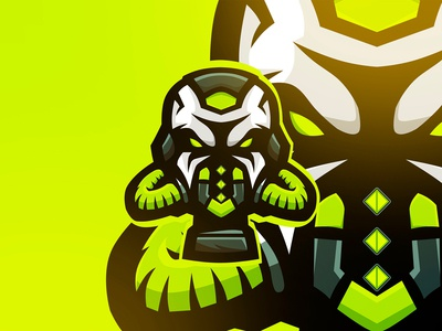 Toxic Mascot (Purchase Available).