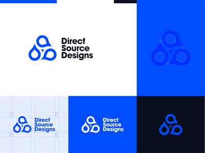 Direct Source Designs - Logo Design