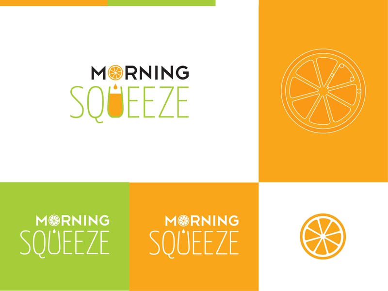 Morning Squeeze - Logo Design