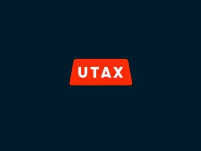 Utax logos style brand symbol logo point agregator taxi