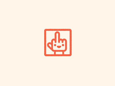 Fuck you! ;) design branding brand symbol idea concept art logos logo