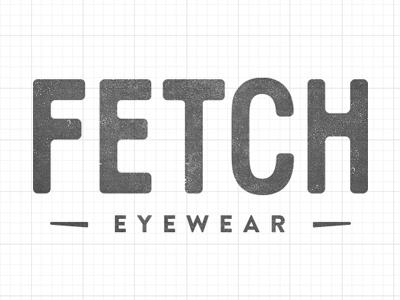 Fetch branding logo type identity logotype typography