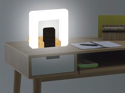 Led'it go industrial design design produit desk light lamp