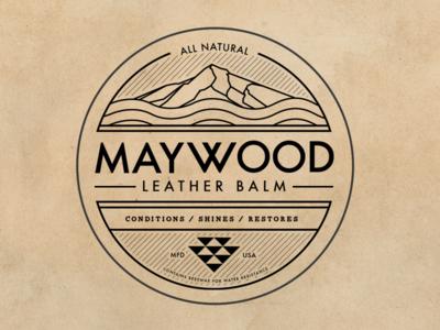 Maywood Leather Balm