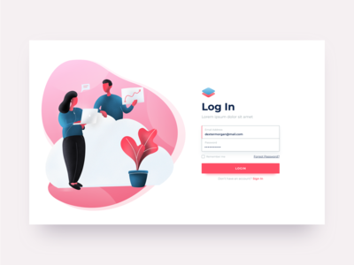 Login Page Exploration
