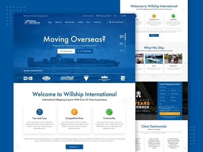 Willship International Homepage