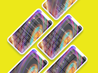 Minimal Calculator App Design