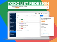 Todo List Redesign