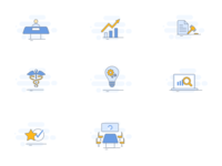 Icons for state portal