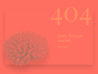 Daily_UI #008 (404 Page)