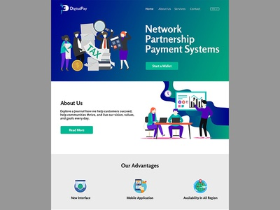 One Pager Website_1