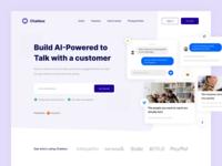 Chatbox - Landing Page