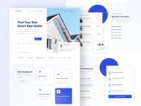 Residence - Landing Page