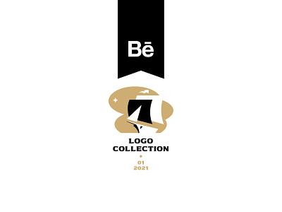 logo collection on Behance illustration inspiration vector design branding collection logo