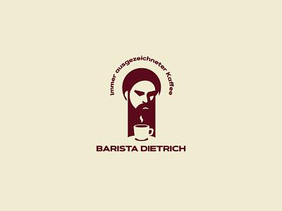Barista logo inspiration minmal logo cup