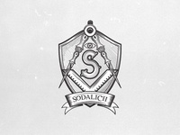 the logo of free masons;)