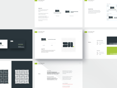 BM Architectural Design Logo Style Guide
