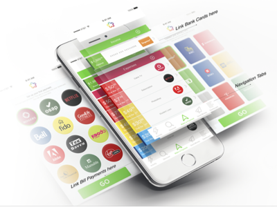 FinTech Mobile App – Billenial