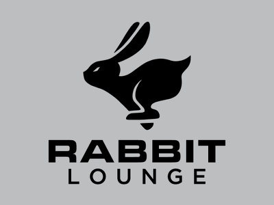 Ostrich consulting, Simple and Modern Logo business lounge professional minimalist icon logo modern simple carrot animal rabbit