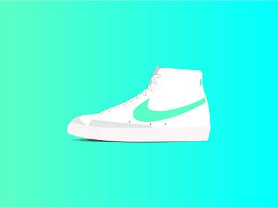 Mint Blazer sneakerhead sneakers blazers nike