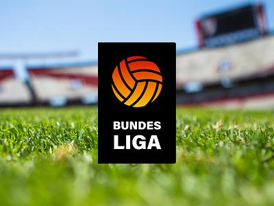 Bundes Liga - Logo Reimagined logo bayern munich soccer futbol bundesliga