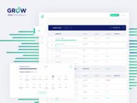 GROW Professionals Cash flow