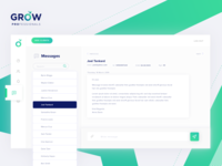 GROW Professionals Real Time Messaging