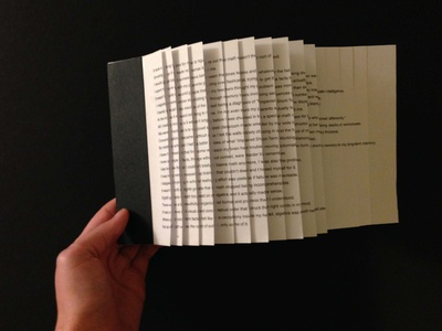 Math and Memory Artist Book