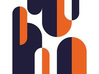 Geometric Poster Series 4, Poster 4