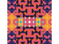 Geometric Poster Series 4, Poster 5