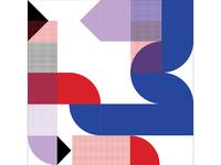 Kaleidoscope Poster Series 1, Poster 1