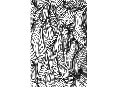 Hand Drawn Design Series, #1 poster geometric line graphic design design graphic pattern doodle black and white marker illustration drawing