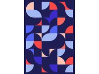 Geometric Poster Series 5, Poster 4