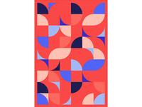 Geometric Poster Series 5, Poster 3