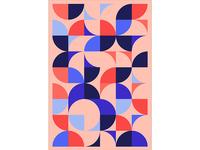 Geometric Poster Series 5, Poster 2