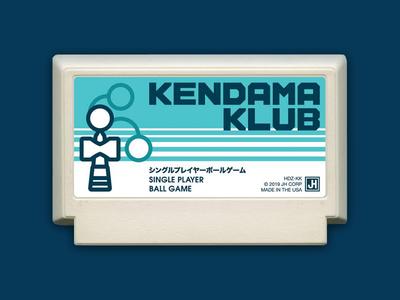 KENDAMA KLUB - Famicase 2019